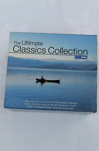 Ultimate Classics Collection, Part 1 (2000) 5 Music CD  Various Composers