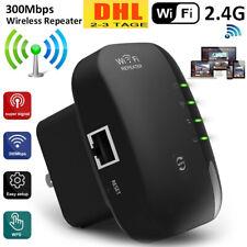 WLAN Repeater Router Range Extender Wireless Wifi Signal Verstärker Booster DHL