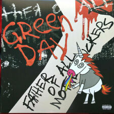 Green Day FATHER OF ALL... Limited Edition REPRISE New Pink Colored Vinyl LP