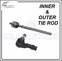 Audi A3 Seat Leon VW Beetle RIGHT Inner & Outer Tie Rod End Steering Track Rod