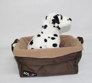 Solvit Hundesitz / Hundeautositz / Autositz Hund Tagalong Booster Seat M L XL
