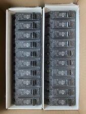 Lot Of 20 Ge 20 Amp Type Thol1120 1 Pole Circuit Breaker(New)