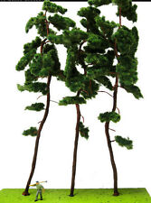 "Model Scene 8"" Pine Trees  BR200 Scenery War Game RailRoad Landscape Scale HO N"