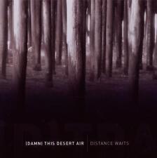 (DAMN) THIS DESERT AIR Distance Waits (6-Track-EP) CD (Heavy Space Rock) 162892