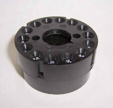NEW 14 PIN DIHEPTAL B14A TUBE SOCKET FOR CRT / PMT ETC