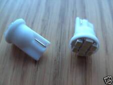 T10 XENON WHITE HID 8 LED SIDELIGHT BULBS 501 GSXR R1
