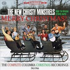 New Christy Minstrels Merry Christmas! The Complete Columbia Christmas CD