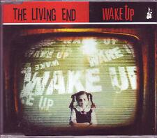 Living End Wake Up Australian Cd single