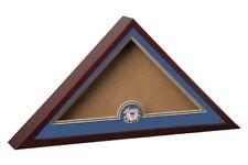 Allied Frame United States Coast Guard Flag Display Case - **MINOR DAMAGE**