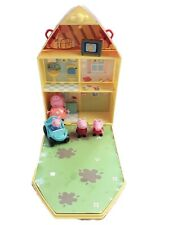 Peppa Pig House Figures Toys Furniture Car