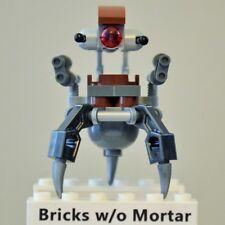 New Genuine LEGO Droideka Pearl Dark Gray Arms Minifig Star Wars 75000