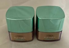 2 x L'OREAL TRUE MATCH MINERALS FOUNDATION POWDER MAKEUP - HONEY 6.N