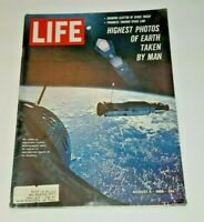 August 5, 1966 LIFE Magazine Historical 60s advertising add FREE SHIPPING Aug 8