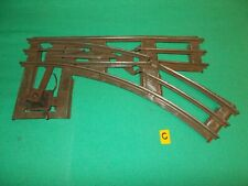 More details for lionel standard gauge right hand switch (point) ives lionel american flyer 'c'