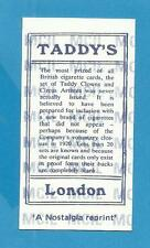 Taddy cigarette cards - CLOWNS & CIRCUS ARTISTS - mint condition set.