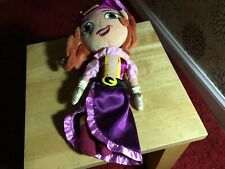 Disney Store Jake and the Neverland Pirates Pirate princess soft toy plush 12""
