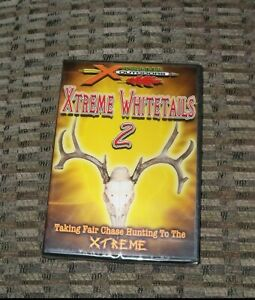 Xtreme Whitetails Volume 2  DVD Deer Hunting