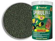 Tropical SPIRULINA SUPER FORTE GRANULAT high content 36%of Spirulina 250ml1000ml