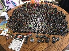 Huge Lot of Over 400 Heroclix! With Super Rares, LE's & a Chase! Marvel DC