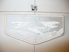 OA Chi Hoota Wei Lodge 617,S-3,1995 WHT GHOST Flap,LikeS-1,210,416,457,475,WV,KY
