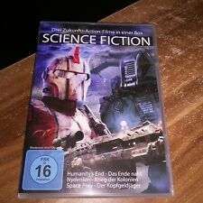 SCIENCE FICTION DVD