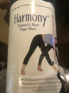 "Jade Yoga Harmony Natural Rubber Yoga Mat 68"" 24""X 68"", Olive"