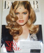 Harper's Bazaar Magazine The Super Supermodel Doutzen July 2009 123014R2