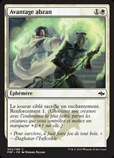 MTG Magic FRF FOIL - Abzan Advantage/Avantage abzan, French/VF