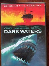 Dark Waters DVD 2003 Shark Horror Movie with Lorenzo Lamas Region 1