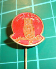 UIltje sigaren dutch cigars owl  - vtg stick pin 60's speldje