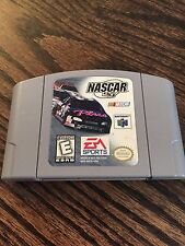 NASCAR 99 (Nintendo 64, 1998) N64 Game Cart Works NE6