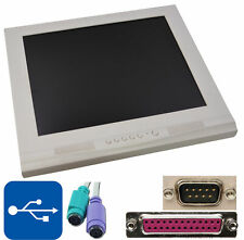 """Lautloser All On One PC + Monitor 1 GHZ 17 """" 16 7/8in TV 12V 512MB Cf Card"""