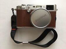 Fujifilm X100F 24.3MP Digital Camera - Brown