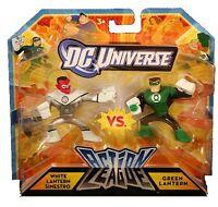 DC Comic Universe Action League White Sinestro Vs Green Lantern  Action Figure