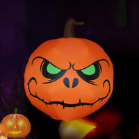 2020 Halloween Airblown Inflatable Pumpkin Head Ghost Outdoor Decorations Yard
