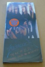 METALLICA The $5.98 EP Garage Days Re-Revisited CD w/ lenticular longbox SEALED