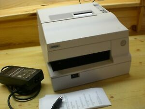 Epson Rezept & Kassendrucker TM-U950 Bondrucker TM-U 950 USB-Anschluss M114A