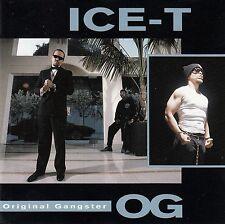 ICE-T : O.G. ORIGINAL GANGSTER / CD - TOP-ZUSTAND