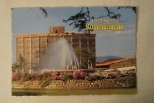Greetings from Rockhampton - Australia - Collectable - Vintage - Postcard.