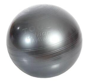 TOGU MyBall 65 cm mit Actisan anthrazit    Gymnastikball Sitzball NEU+OVP