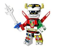 VOLTRON DEFENDER OF THE UNIVERSE FIGURE MINI Blocks PLAY WITH LEGO