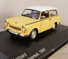 WhiteBox 1:43 Trabant 601 Universal 1965 - dunkelbeige/weiß - WB083