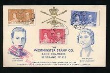 Royalty Used Bermudian Stamps