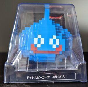 Dragon Quest Dot Monsters Speaker Slime Blue
