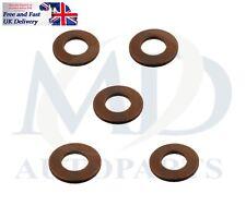Ford Fiesta Mondeo Focus C-Max & C-Max Sump Plug Washers/Seal Ring x5 - 31340