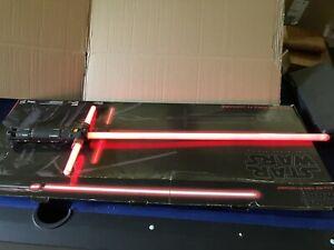 Kylo Ren Black Series - Hasbro Force FX Deluxe Lichtschwert Lightsaber