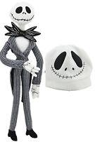 Jack Skellington Plush Toy and Hat The Nightmare Before Christmas Set 2pcs