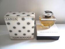 CARON FLEURS DE ROCAILLE EXTRAIT DE PARFUM 30 ML NEUF RARE