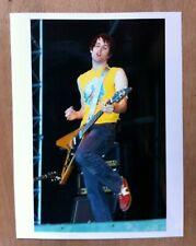 Ash Tim Wheeler Live Glasto Pyramid 2002 Press Photo Punk. Britpop. Music. Band.