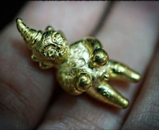 Amulet Baby Ngang Thai Magic Luck Charm Business Wealth Gamble Arjarn O Talisman